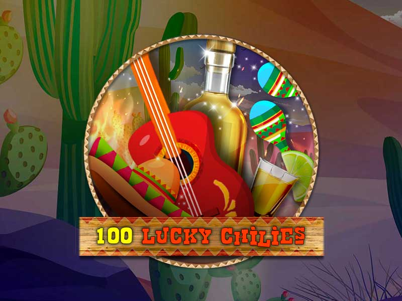100 Lucky Chilies Free Slot