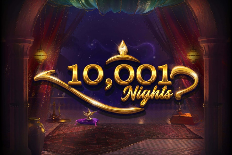 10001 Nights Featured Image Slot