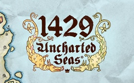 Get $100 Welcome Bonus for 1429 Uncharted Seas Slot by Royal Panda Casino