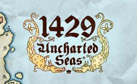 Get $100 Welcome Bonus for 1429 Uncharted Seas Slot by Royal Panda Casino