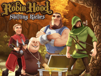 Robin Hood slots machine