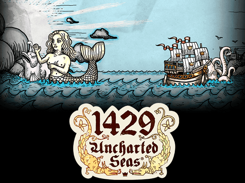 1429-Uncharted Seas Online Slots for Real Money-Rizk Casino