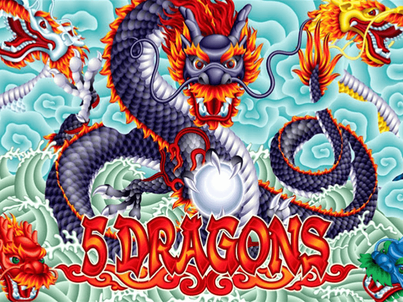 Free casino slot games 5 dragons