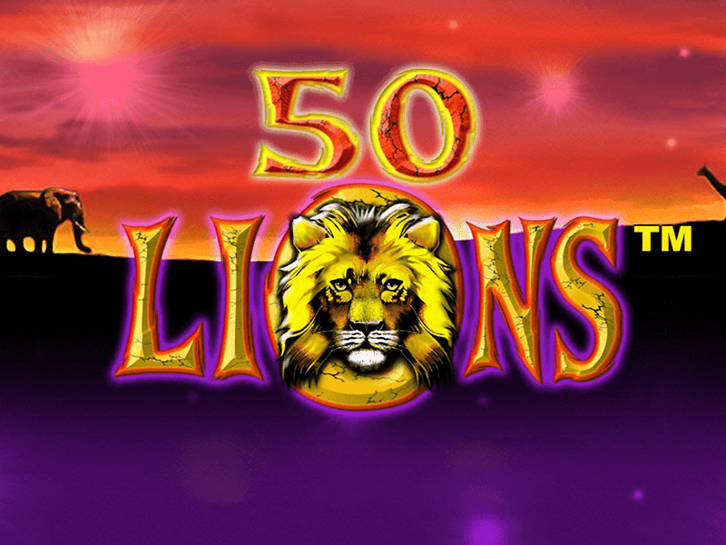 Free Aristocrat 50 Lions Casino Game