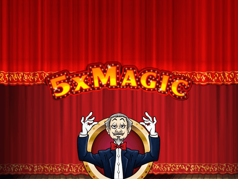 5x Magic slots machine