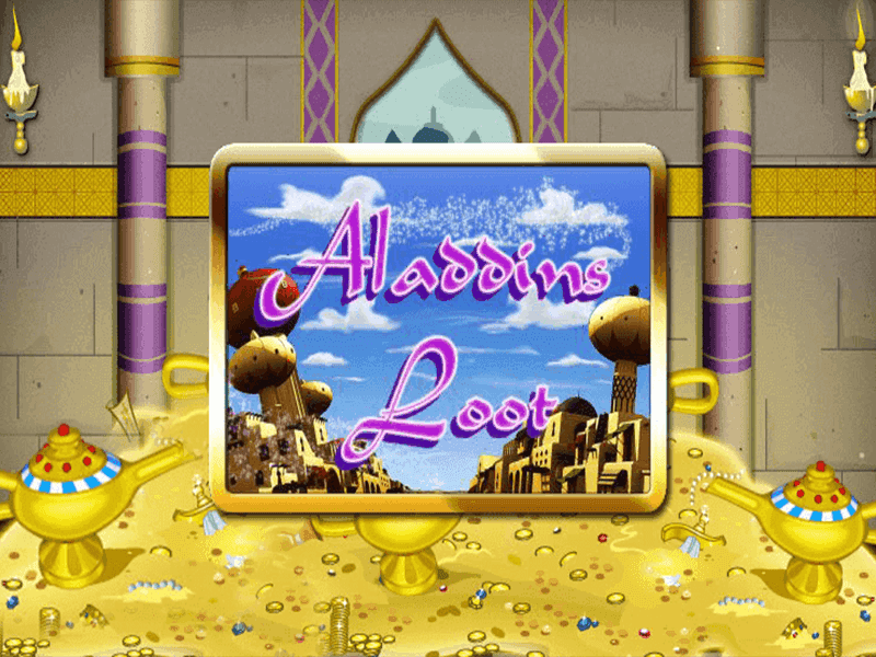 Enjoy No Download Aladdin & the Wild Genie Slots