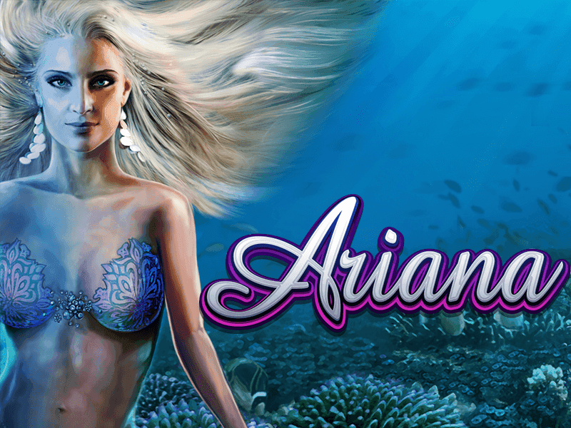 Ariana slots machine
