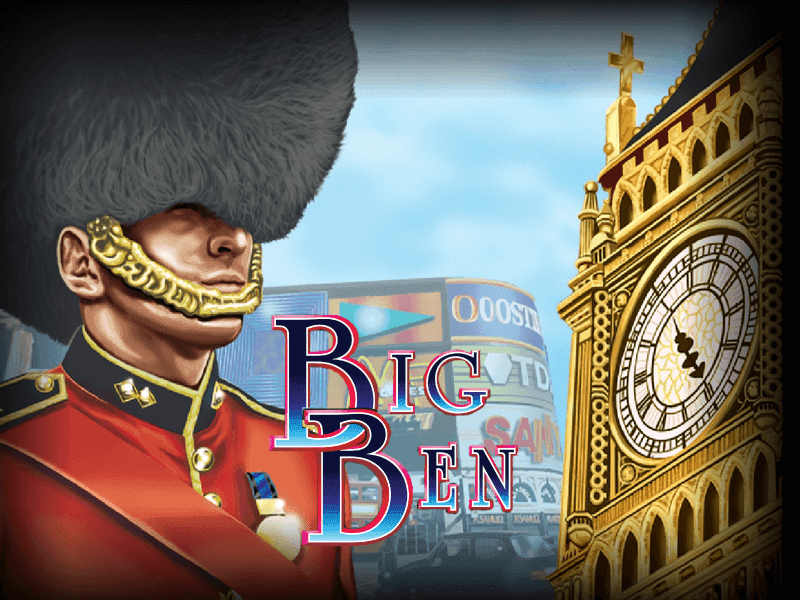 Big Ben Online Video Slot - Play Big Ben Slot Machine Free