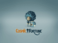 Cosmic Fortune slots machine
