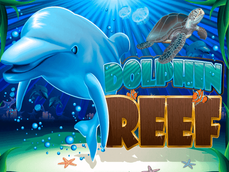Dolphin Reef Slot Machine Game to Play Free for Money ...