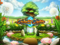 Enchanted Crystals slots machine