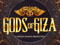 Gods of Giza slots machine