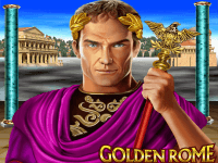 Golden Rome slots machine