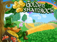 Golden Shamrock slots machine
