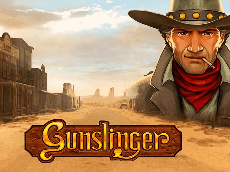 Gunslinger slots machine