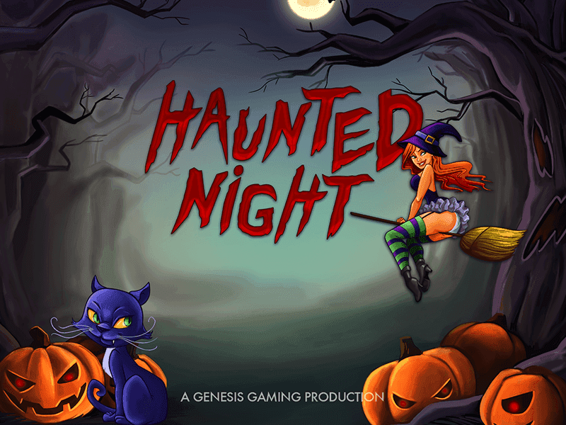 Play Haunted Night Slot Machine Free With No Download