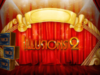 Illusions 2 slots machine