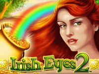 Irish Eyes 2 slots machine