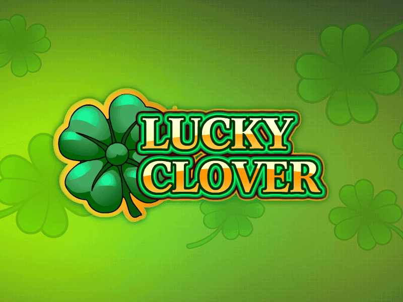 Lucky Clover™ Slot Machine Game to Play Free in iSoftBets Online Casinos