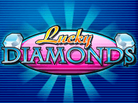 Lucky Diamonds slots machine