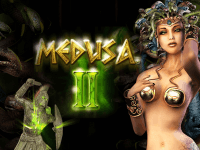 Medusa II slots machine