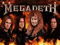 Megadeth slots machine