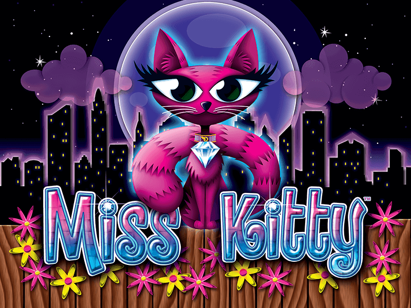 Miss Kitty Slots Game - Play Miss Kitty Online by Aristocrat