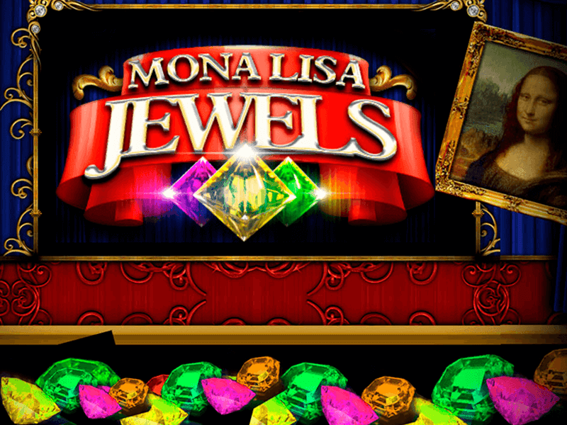 Play Mona Lisa Jewels Slots Here with No Download