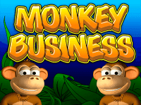 Monkey Business slots machine