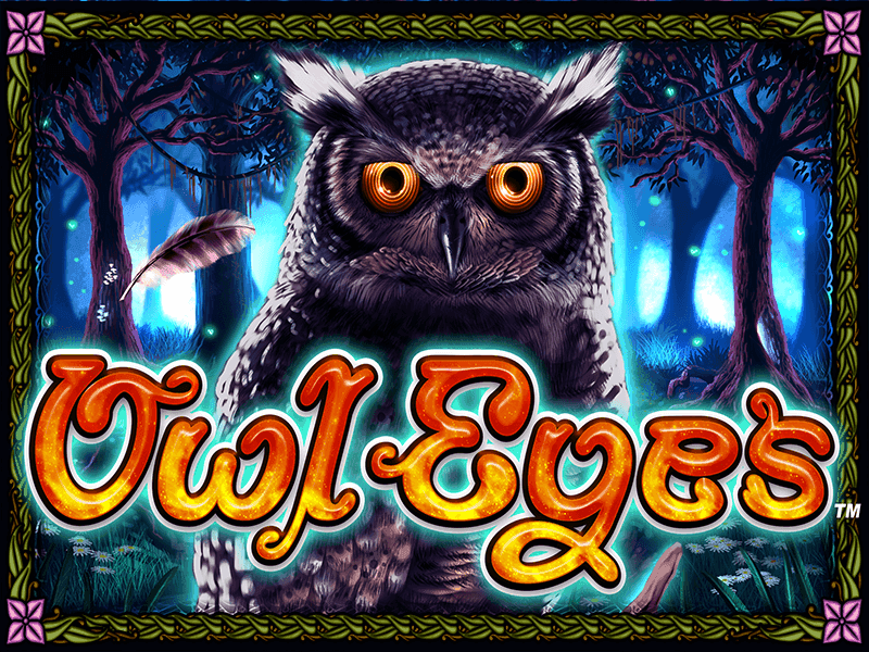 Owl Eyes slots machine