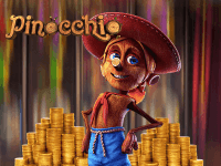 Pinocchio slots machine