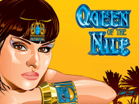 Queen of the Nile slots machine