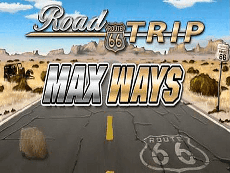 Road Trip Max Ways slots machine