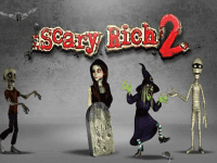 Scary Rich 2 slots machine