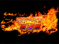 Scorching Sevens slots machine