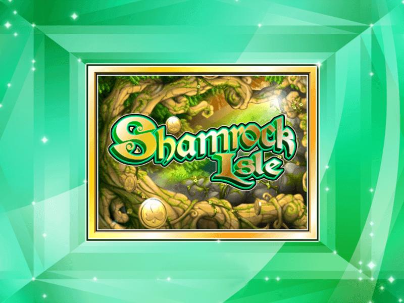Shamrock Isle slots machine