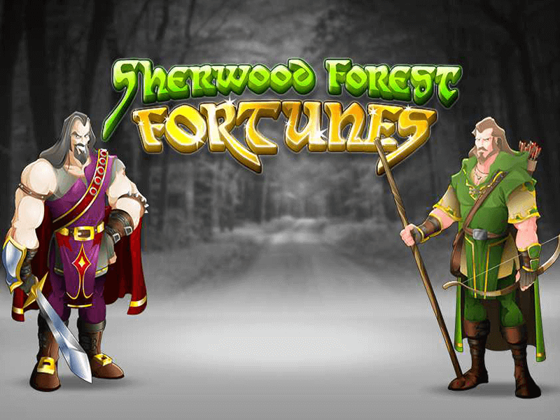 Sherwood Forest Fortunes slots machine