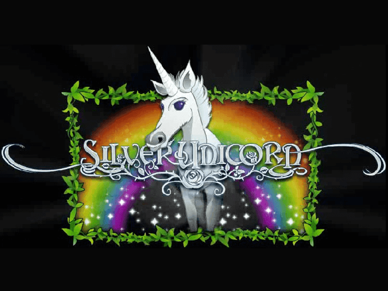 Silver Unicorn slots machine