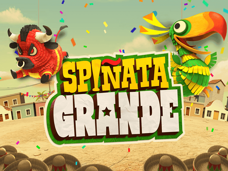 Spinata Grande slots machine