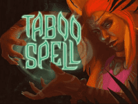 Taboo Spell slots machine