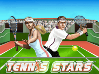 Tennis Stars slots machine