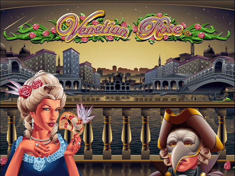 Rose of Venice Slot - Play for Free With No Download
