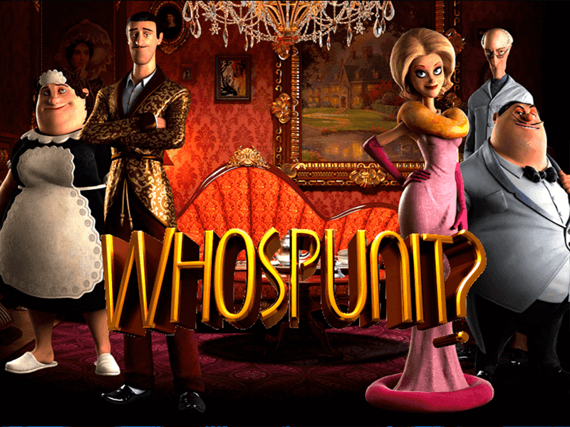 Whospunit™ Slot Machine Game to Play Free in BetSofts Online Casinos