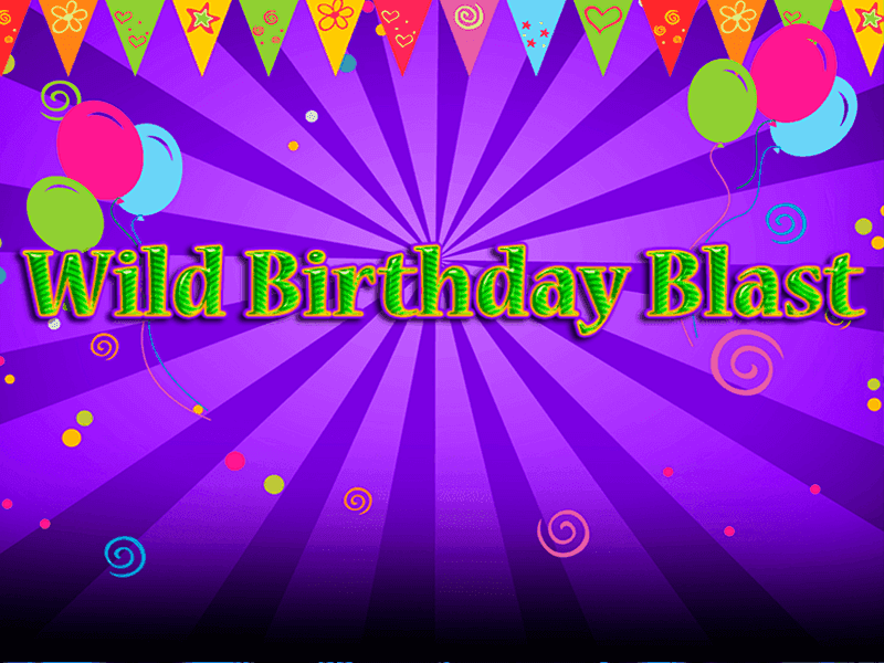 Wild Birthday Blast Slot Machine Online ᐈ 2By2 Gaming™ Casino Slots