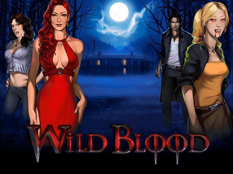 Wild Blood slots machine