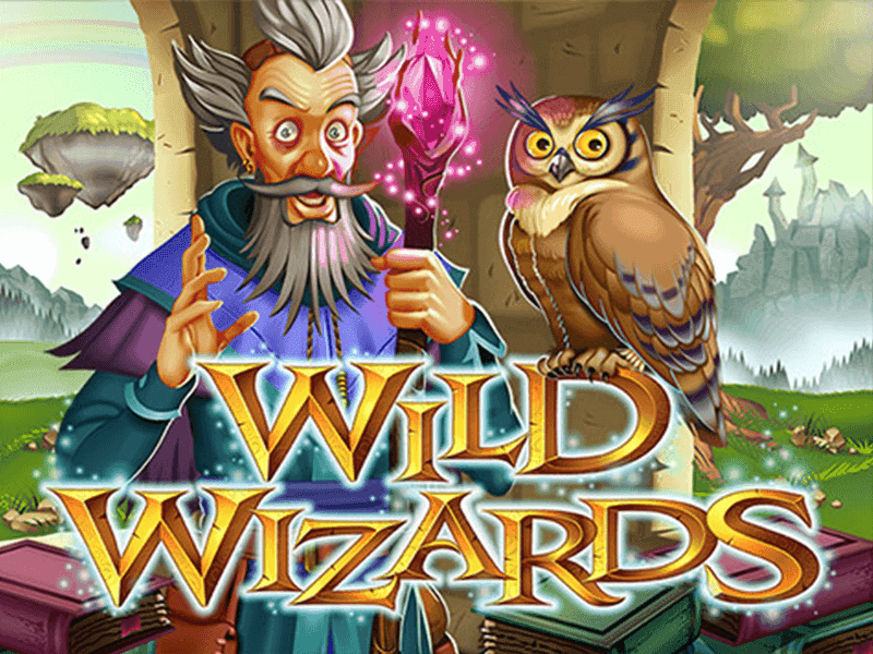 Wild Wizards Slot Machine - Review and the Free to Play Game