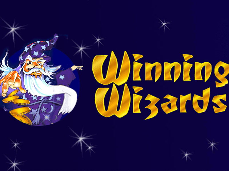 Winning Wizards slots machine