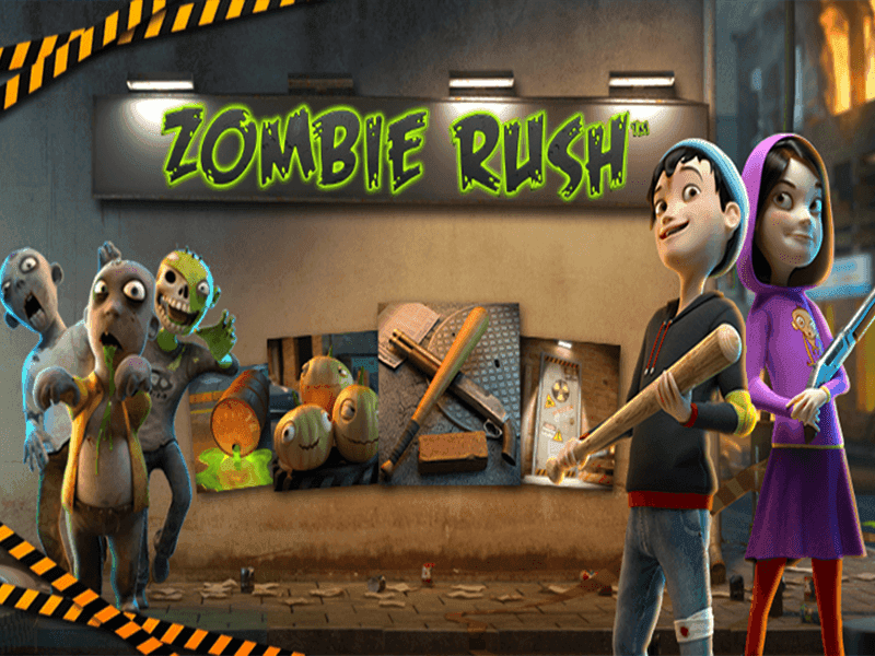 Zombie Rush Slot Machine Online ᐈ Leander Games™ Casino Slots