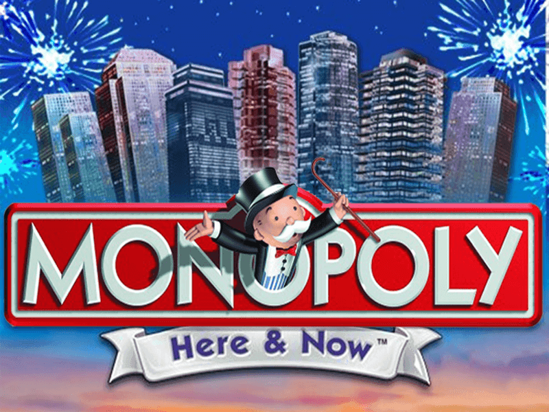 Monopoly City Spins Slot - Play Online & Win Real Money
