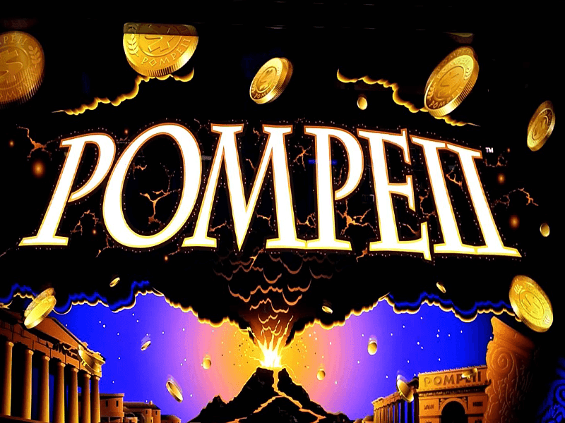 Pompeii Slot Game